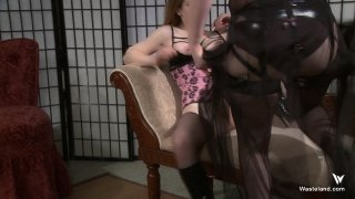 Streaming porn video still #9 from Wrath Of The Femdoms