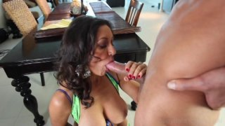 Streaming porn video still #5 from Cougars Like It Big
