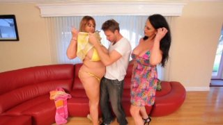 Streaming porn video still #2 from Cougars Like It Big
