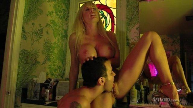 Streaming porn video still #3 from Savanna Samson Is The Masseuse