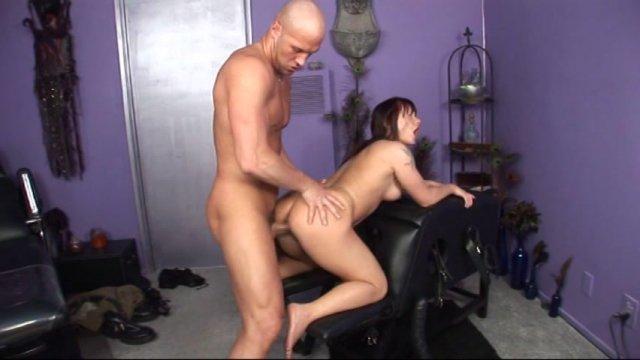 Streaming porn video still #1 from I Fucked My Boyfriend's Butt 3