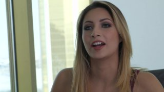 Streaming porn video still #5 from I Came On James Deen's Face 9