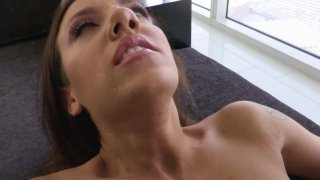 Streaming porn video still #6 from I Came On James Deen's Face 9