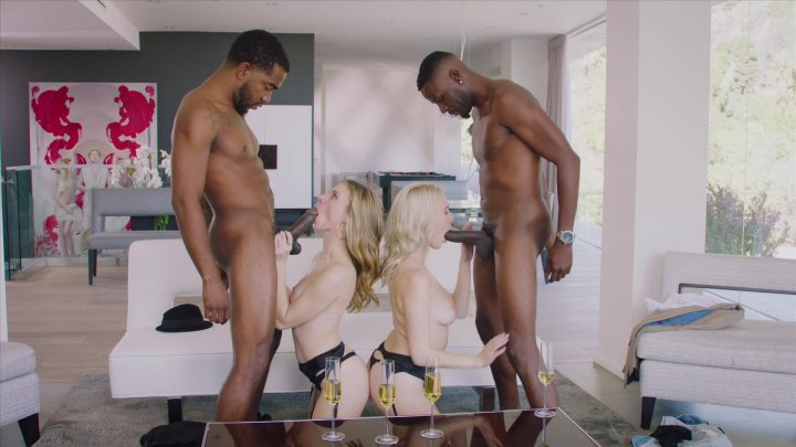 Streaming porn video still #3 from Interracial Icon Vol. 6