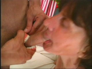 Streaming porn scene video image #4 from Grandma gets hammered by grandsons