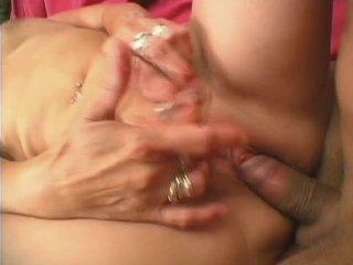 Streaming porn scene video image #8 from Grandnephew cumms on grandmas plaque