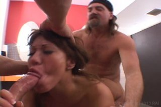 Streaming porn video still #1 from Blowbang Sexxxperience