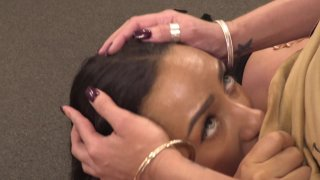 Streaming porn video still #4 from Babes Illustrated: Lesbian Office Affairs