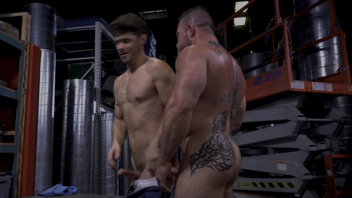 Streaming porn video still #1 from Pipe Fitters