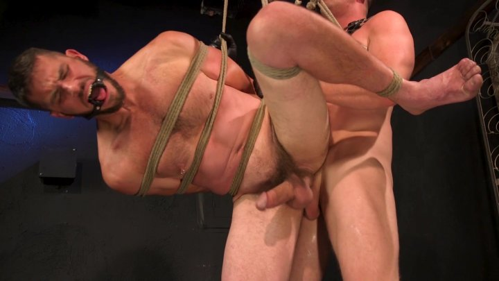 Streaming porn video still #2 from Bound Gods Vol. 3: Well Hung Fuck Toys