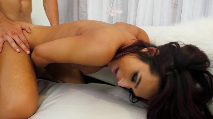 Streaming porn video still #1 from Transsexual Girlfriend Experience 7