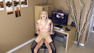 Streaming porn video still #7 from Perverted Thoughts Of Katie Banks, The