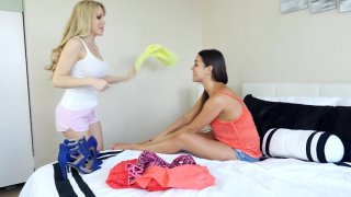 Streaming porn video still #1 from Perverted Thoughts Of Katie Banks, The