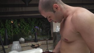 Streaming porn video still #2 from Rocco Siffredi Hard Academy Part 4 . . . Goes Live