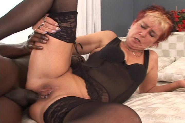 Ebony Granny Anal Sex