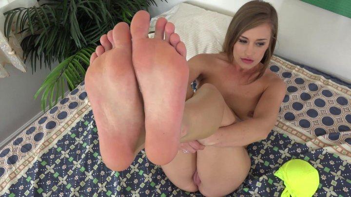 Streaming porn video still #1 from Foot Fetish Daily Vol. 26