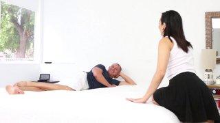 Streaming porn video still #5 from Forbidden Family Affairs Vol. 9