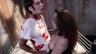 Streaming porn video still #3 from Beyond Fucked: A Zombie Odyssey