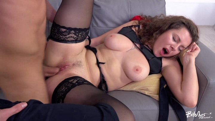 Streaming porn video still #1 from Bitches Abroad #19