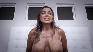 Streaming porn video still #7 from Mom Drips