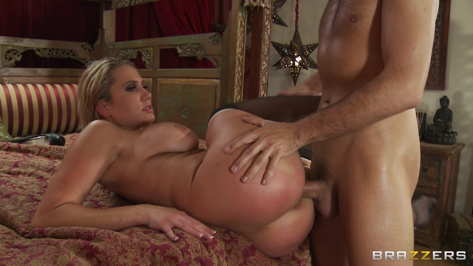 Alanah rae dirty masseur
