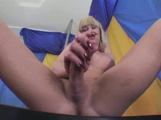 Streaming porn video still #6 from She-Male Strokers 21
