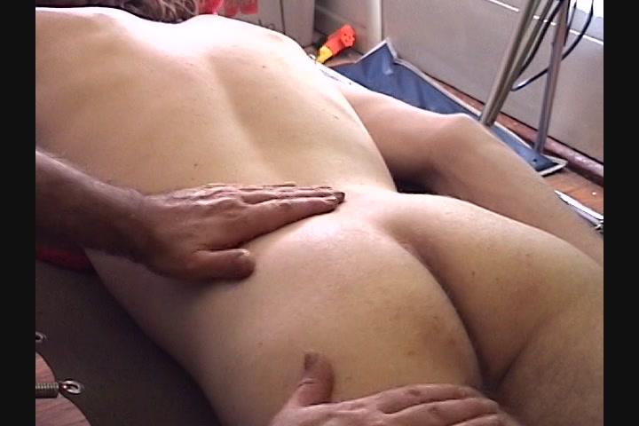 Naked jock massage blog clips