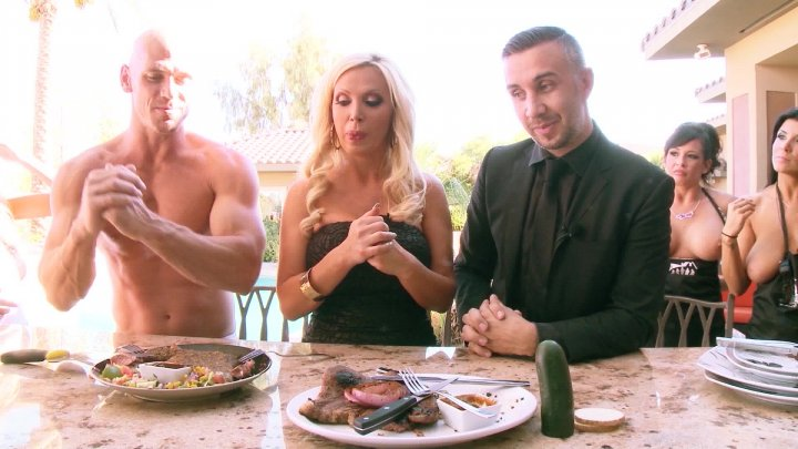 Streaming porn video still #1 from Brazzers House