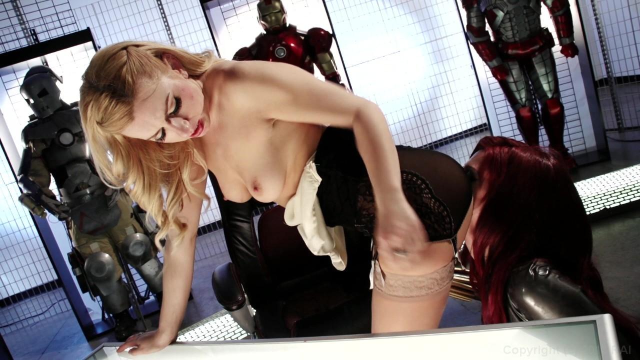 Sexy iron man porn pics