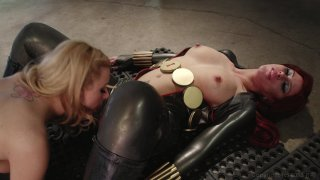 Streaming porn video still #5 from Iron Man XXX: An Axel Braun Parody