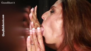Streaming porn video still #3 from Gloryhole Secrets: Muscle MILFs Edition