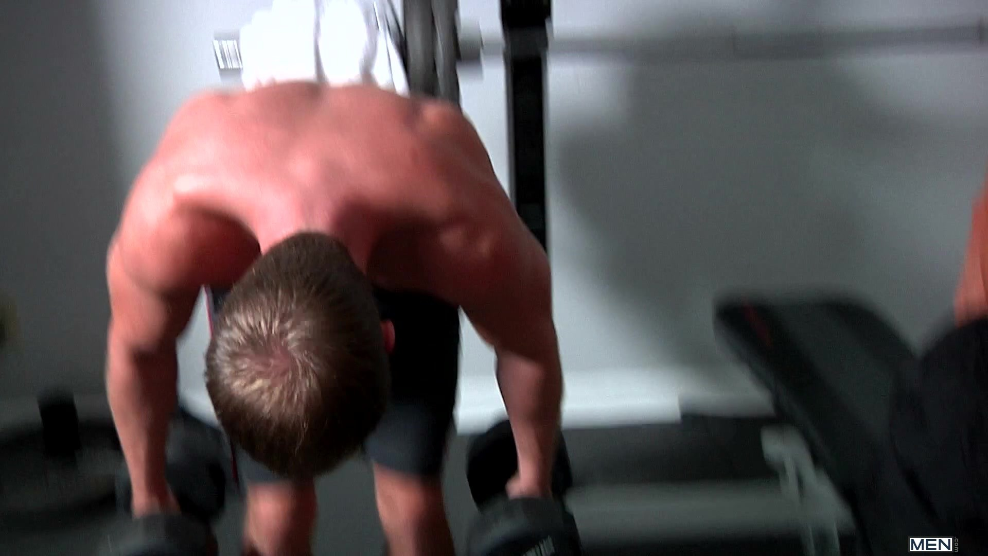 from Benton free gay muscle preview