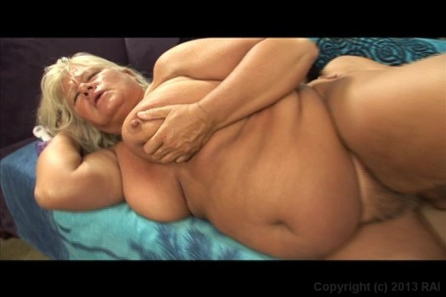 Streaming porn video still #1 from Fat Ol' Hairy Granny