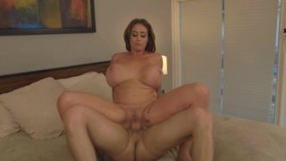Streaming porn video still #15 from My Friend's Hot Mom Vol. 61