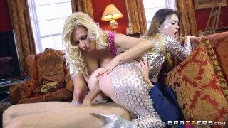 Streaming porn video still #7 from Moms In Control 9