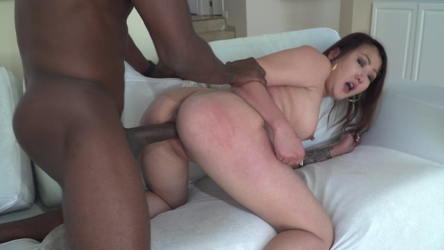 Sexy Asian Jade Luv Gets The BBC.