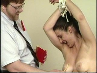 Streaming porn video still #6 from Tied & Tickled 10