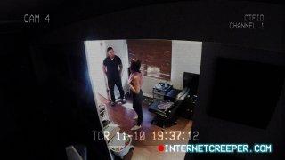 Streaming porn video still #2 from Internet Creeper: Marilyn Mansion