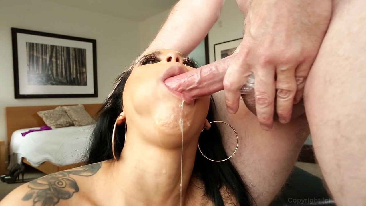 Hot Slut Gangbanged And Covered In Cum