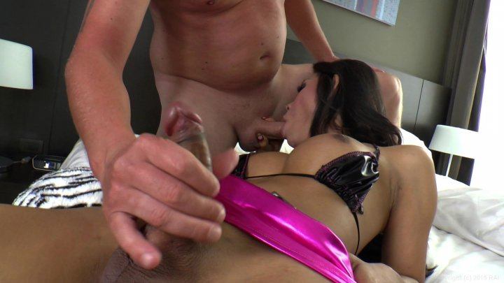 Streaming porn video still #4 from Ladyboy Adventures 4
