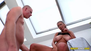 Streaming porn video still #4 from Big Naturals Vol. 35