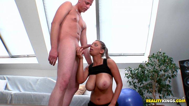 Streaming porn video still #1 from Big Naturals Vol. 35