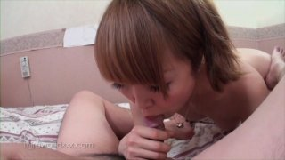 Streaming porn video still #7 from Little Asian Cock Suckers 19