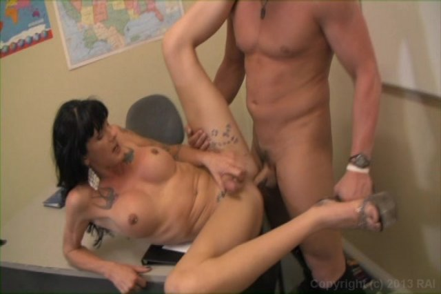Streaming porn video still #1 from Bang My Tranny Ass 5