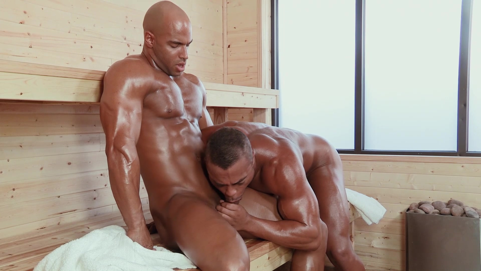 Sexy colombian with uncut latino cock