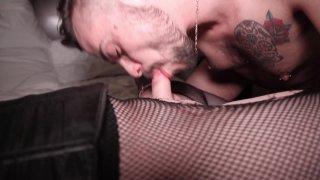Streaming porn video still #6 from 50 Shades Of A Tranny