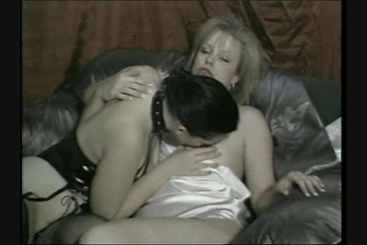 Not very 3 lesbians 2 strap ons agree