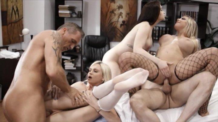 Streaming porn video still #3 from All Orgies 4 - 4 Hrs