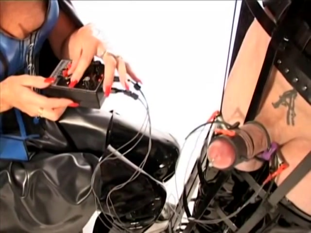 Streaming porn video still #6 from Maitresse Alexandra