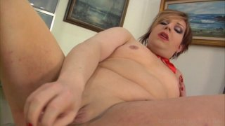 Streaming porn video still #3 from She-Male Strokers 49